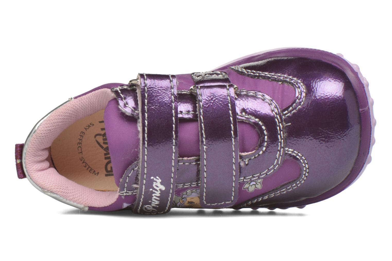 Chaussures à scratch Primigi Morgana 2 Violet vue gauche