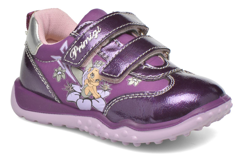 Chaussures à scratch Primigi Morgana 2 Violet vue détail/paire