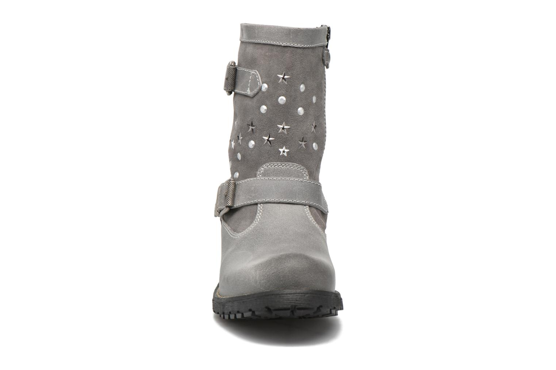 Bottines et boots Primigi Yamaha 3 Gris vue portées chaussures