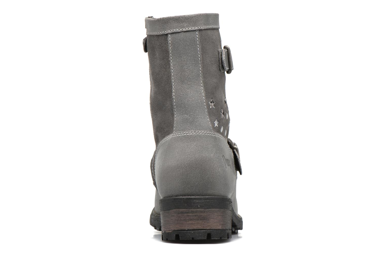 Bottines et boots Primigi Yamaha 3 Gris vue droite