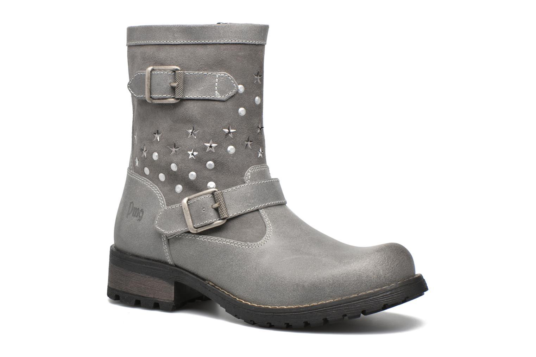 Bottines et boots Primigi Yamaha 3 Gris vue détail/paire
