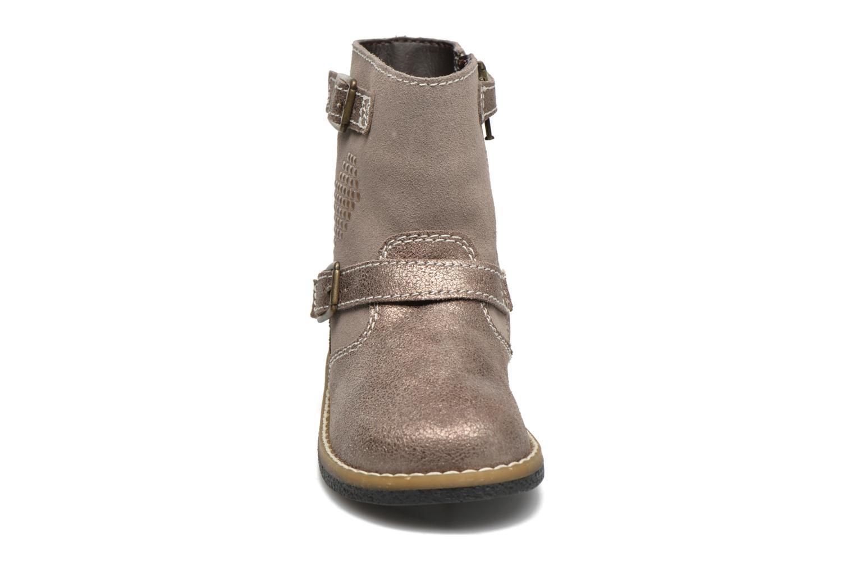 Bottines et boots Primigi Gloria Marron vue portées chaussures