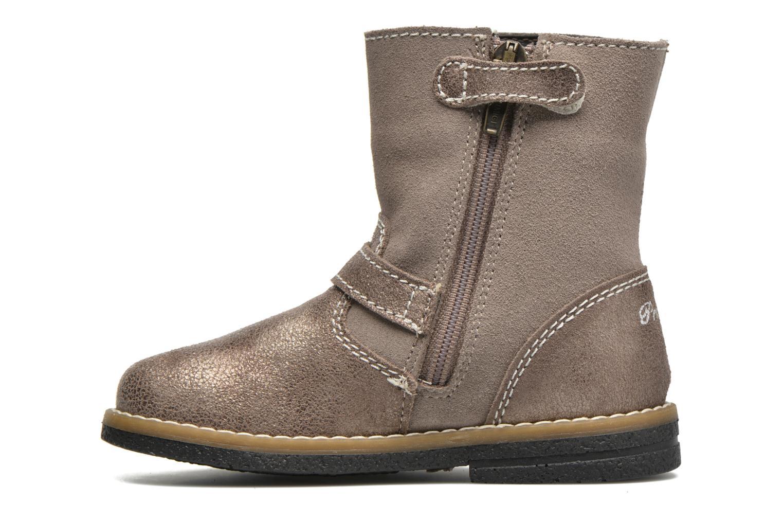Bottines et boots Primigi Gloria Marron vue face