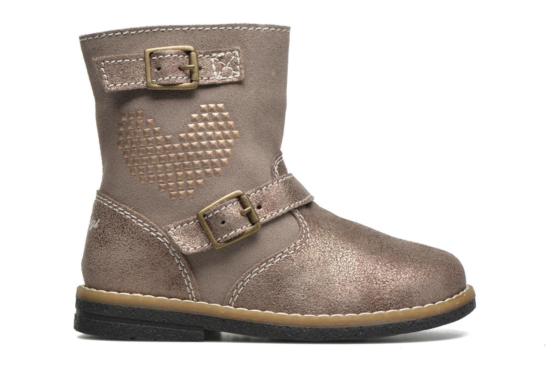 Bottines et boots Primigi Gloria Marron vue derrière
