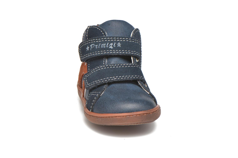 Velcro shoes Primigi Jordan 1 Blue model view