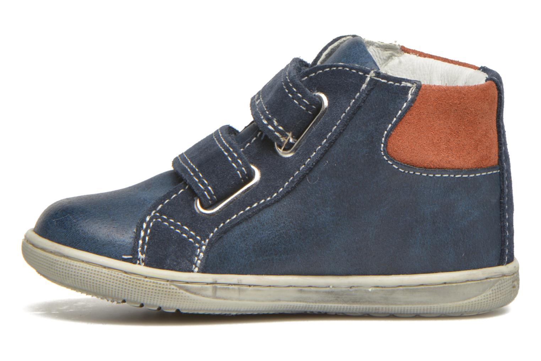 Schoenen met klitteband Primigi Jordan 1 Blauw voorkant