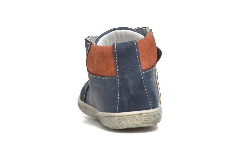 Sko med velcro Primigi Jordan 1 Blå Se fra højre