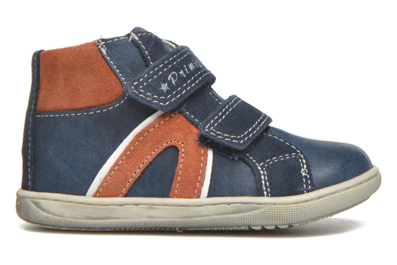 Schoenen met klitteband Primigi Jordan 1 Blauw achterkant