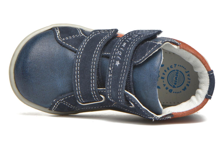 Schoenen met klitteband Primigi Jordan 1 Blauw links