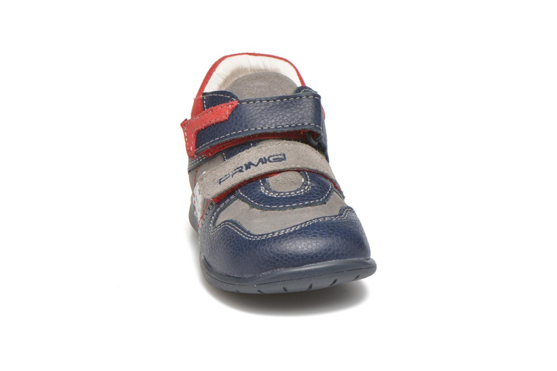 Chaussures à scratch Primigi Jesse Gris vue portées chaussures