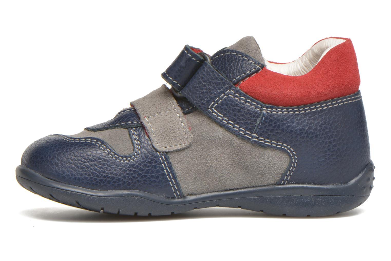 Velcro shoes Primigi Jesse Grey front view