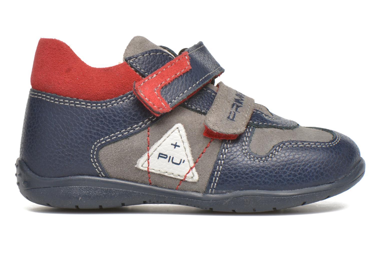 Velcro shoes Primigi Jesse Grey back view