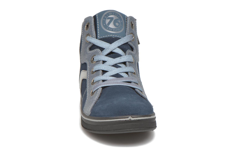 Baskets Primigi Elia Bleu vue portées chaussures