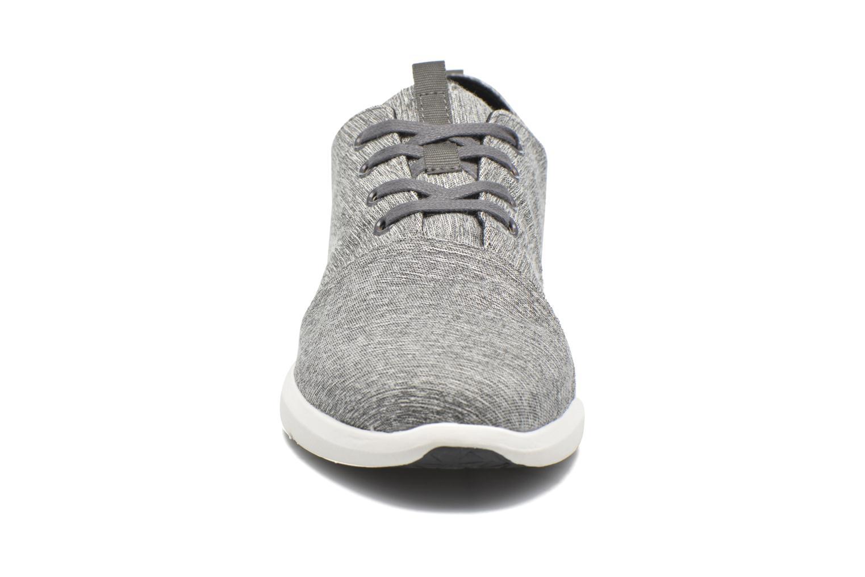 Baskets TOMS Del Rey H Bleu vue portées chaussures
