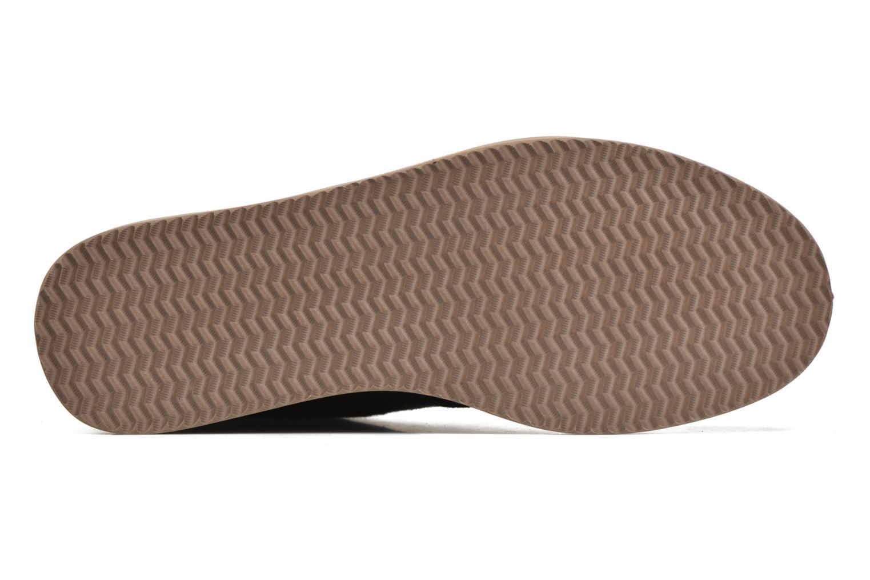 Chaussures à lacets TOMS Mateo Chukka Noir vue haut