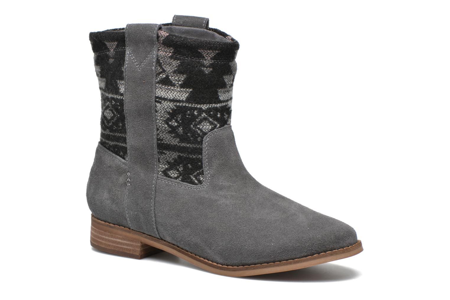 TOMS Laurel pull-on boot Gris EzcuX