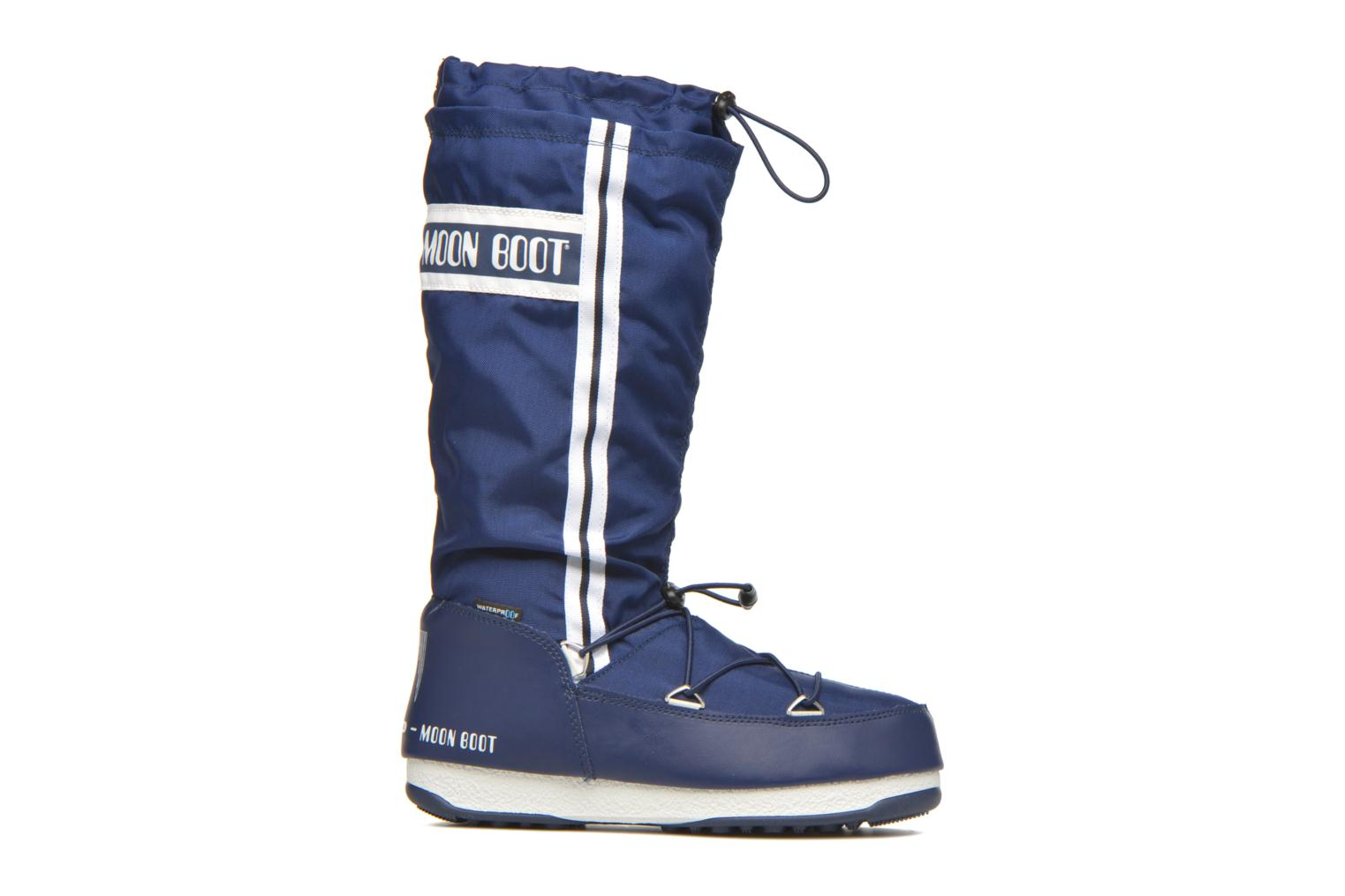 Boots & wellies Moon Boot Waterfall Blue back view