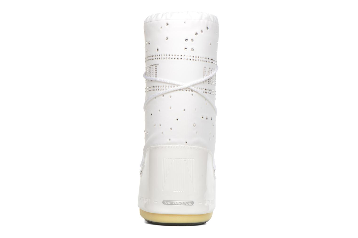 Bottes Moon Boot Constellation Blanc vue droite