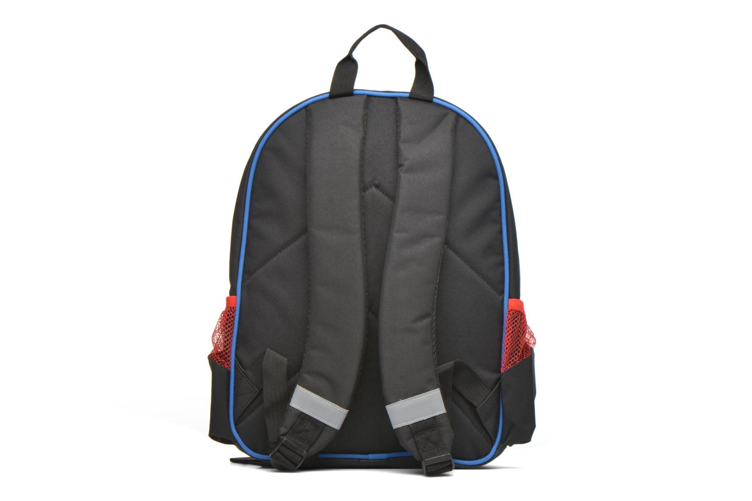 Schooltassen Disney Spiderman Backpack Zwart voorkant
