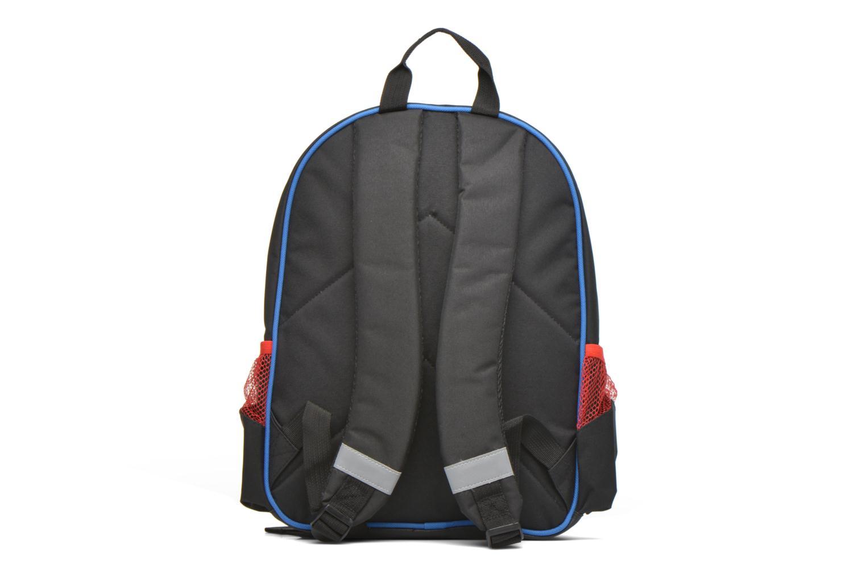 Schulzubehör Disney Spiderman Backpack schwarz ansicht von vorne