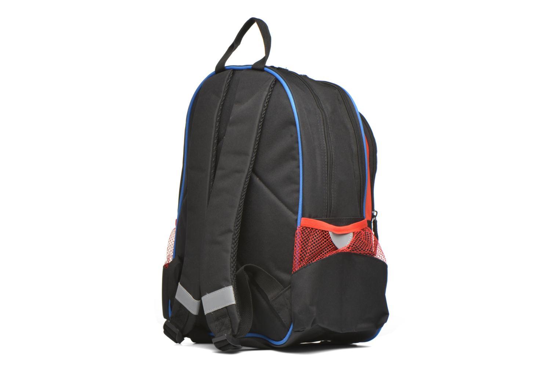 Schooltassen Disney Spiderman Backpack Zwart rechts