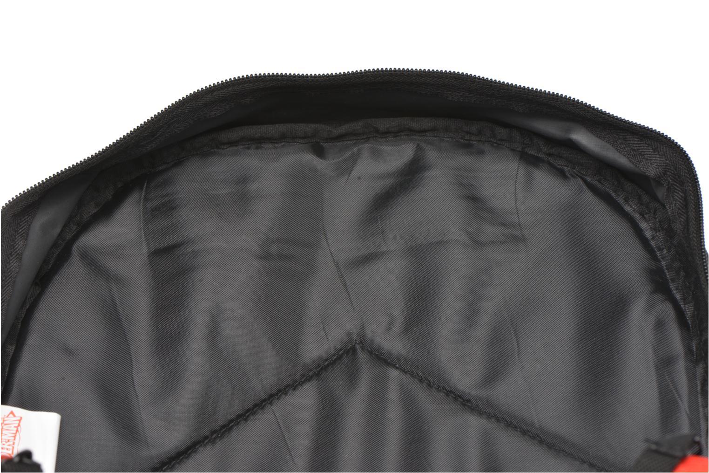 Schooltassen Disney Spiderman Backpack Zwart achterkant