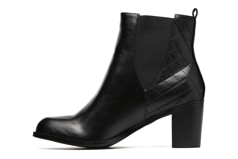 Ankle boots Enza Nucci Edwige Black front view