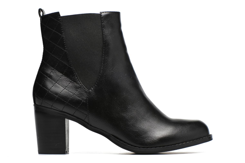 Ankle boots Enza Nucci Edwige Black back view