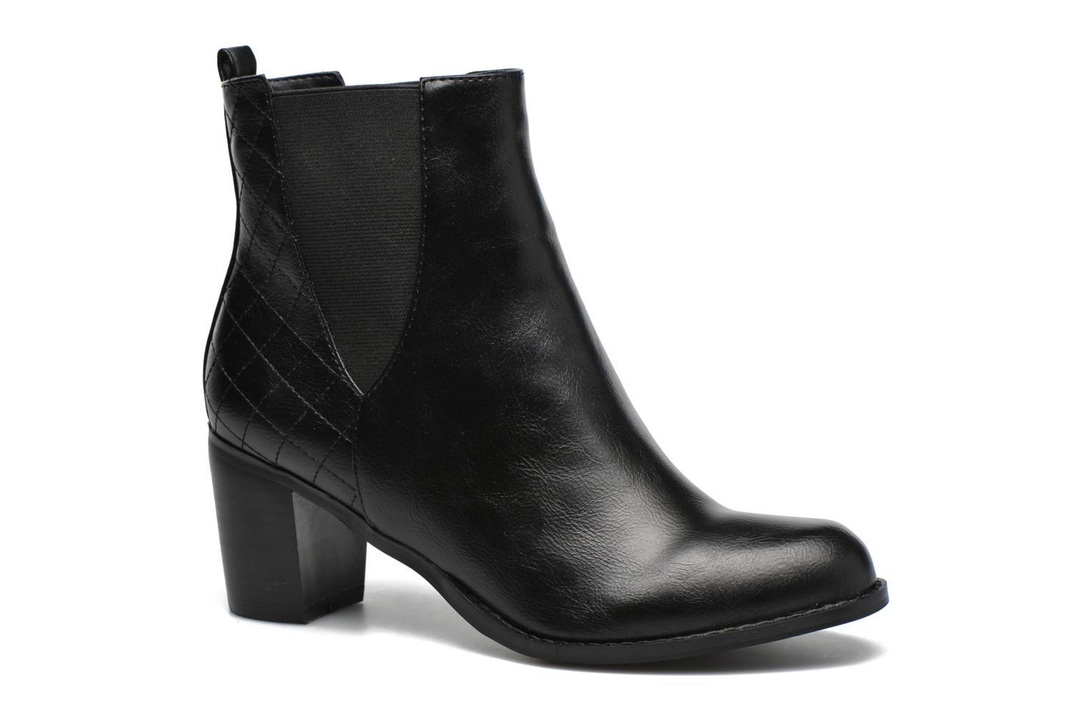 Ankle boots Enza Nucci Edwige Black detailed view/ Pair view