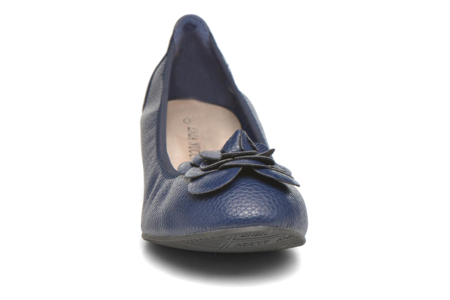 Ballet pumps Enza Nucci Emilie Blue model view