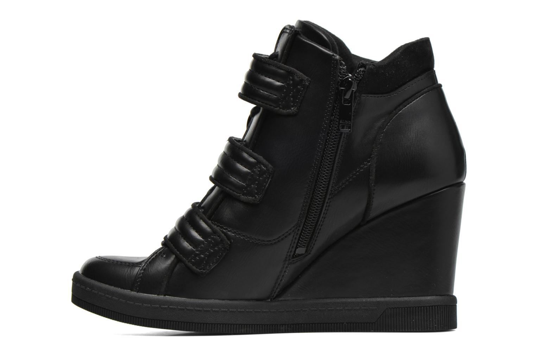 Sneaker Aldo AILIA schwarz ansicht von vorne