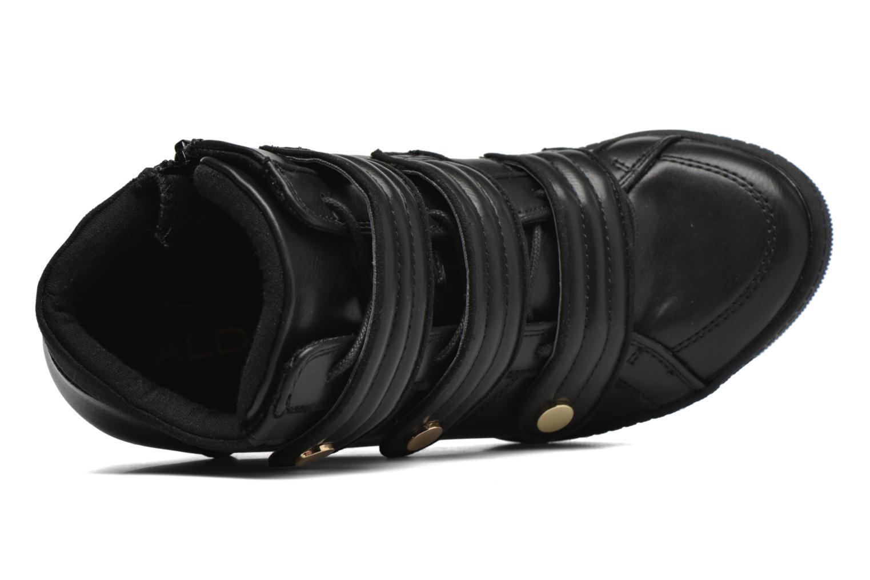 Sneaker Aldo AILIA schwarz ansicht von links