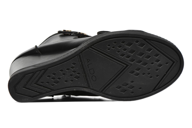 Sneaker Aldo AILIA schwarz ansicht von oben