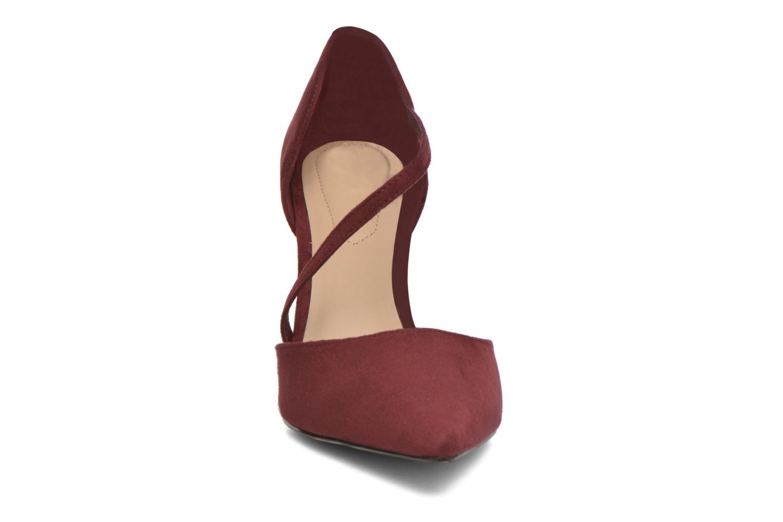 Escarpins Aldo GRATIA Bordeaux vue portées chaussures