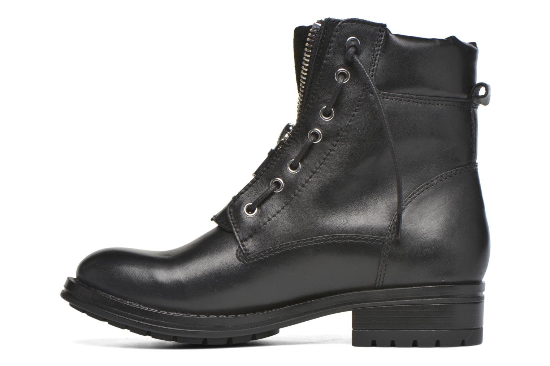 ISAACA Black Leather97