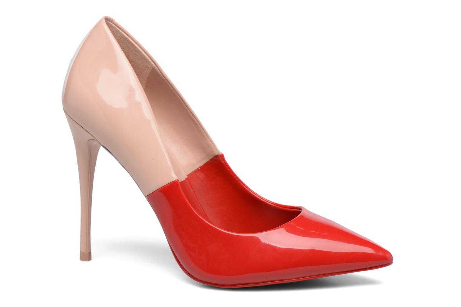 Marques Chaussure femme Aldo femme STESSY Red Nabuck63