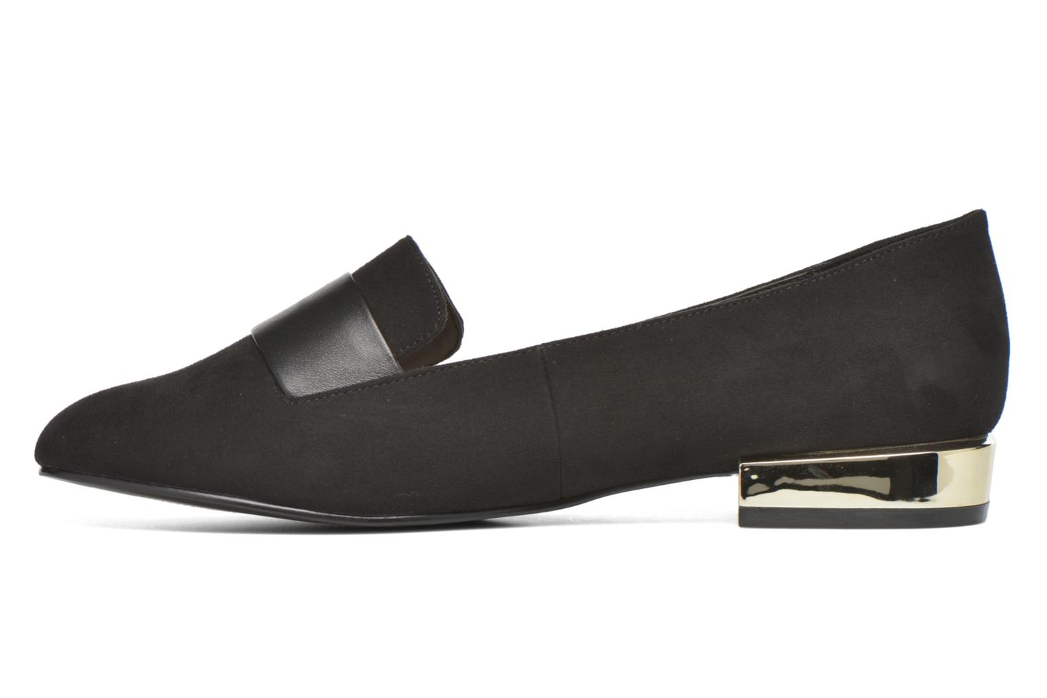 Mocassins Aldo MARY LOU Noir vue face