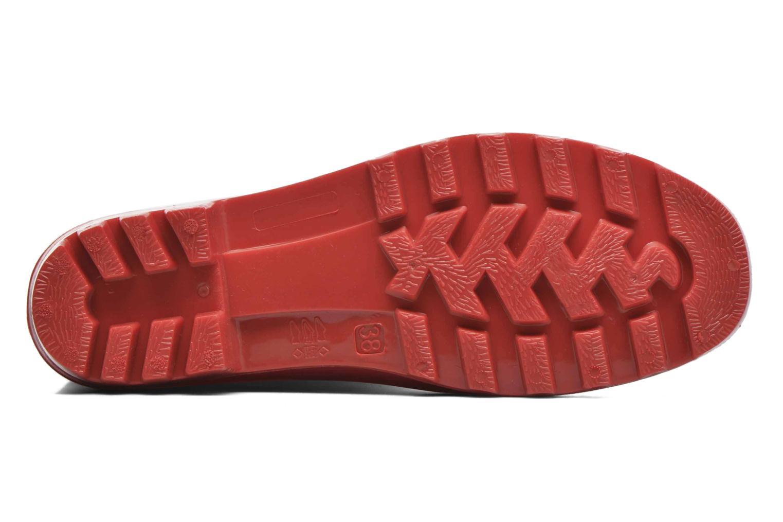 Stiefel SARENZA POP OLODO rot ansicht von oben