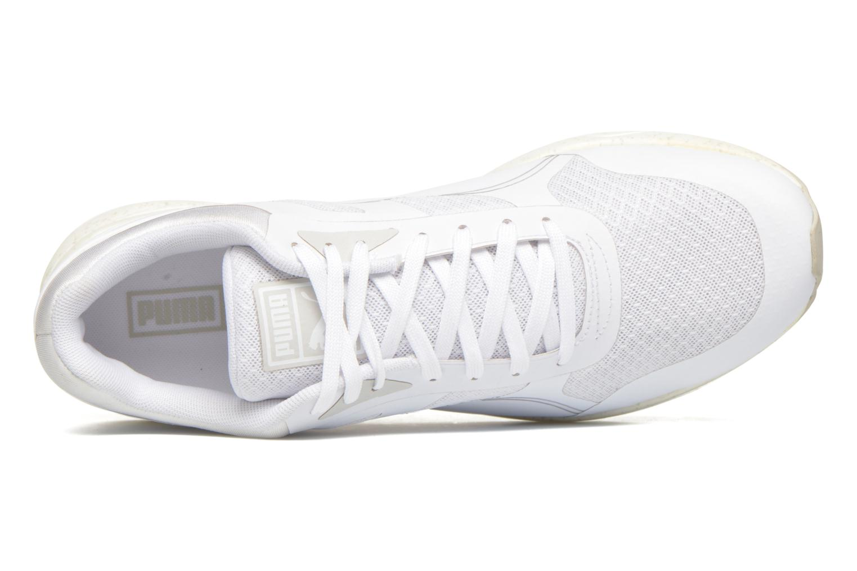 Baskets Puma 698 Ignite Blanc vue gauche