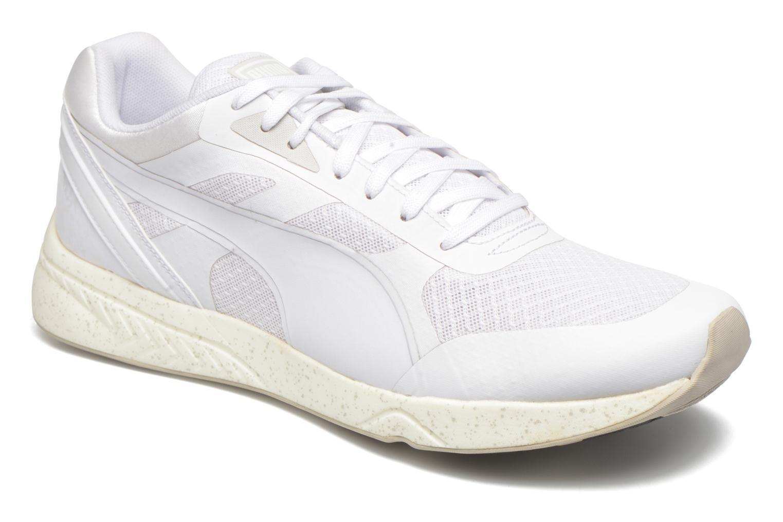 Baskets Puma 698 Ignite Blanc vue détail/paire