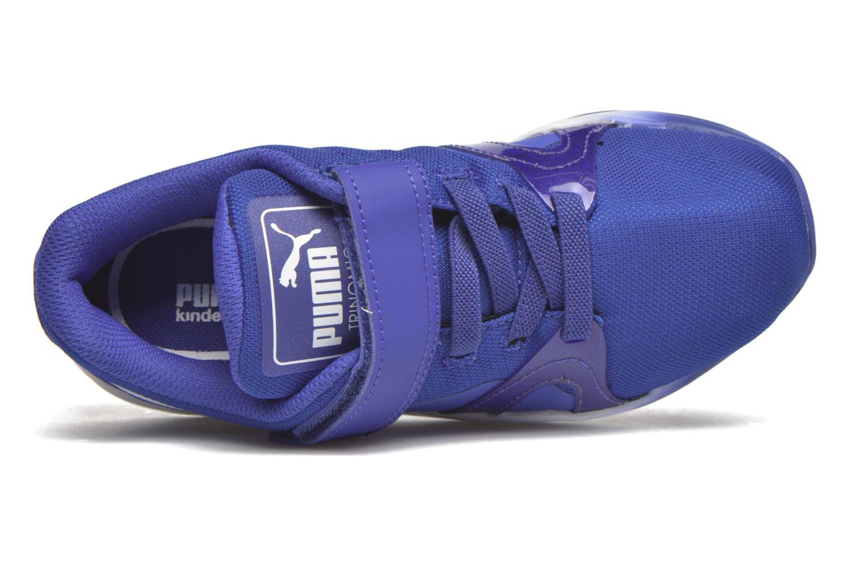 Baskets Puma XT S V Kids Bleu vue gauche