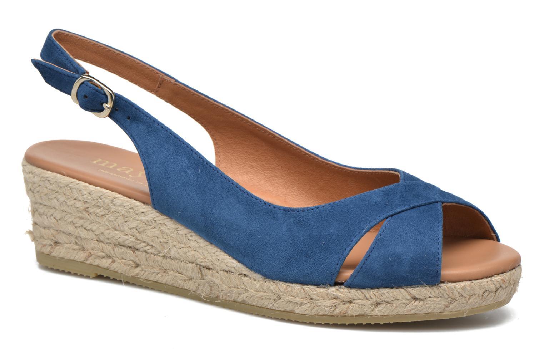 Sandales et nu-pieds Maypol Mungo Bleu vue détail/paire
