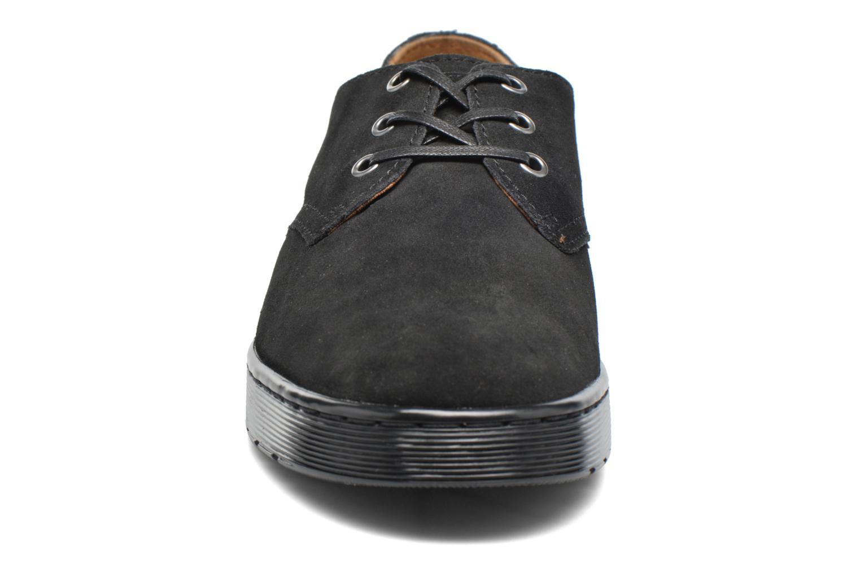 Chaussures à lacets Dr. Martens Coronado Noir vue portées chaussures