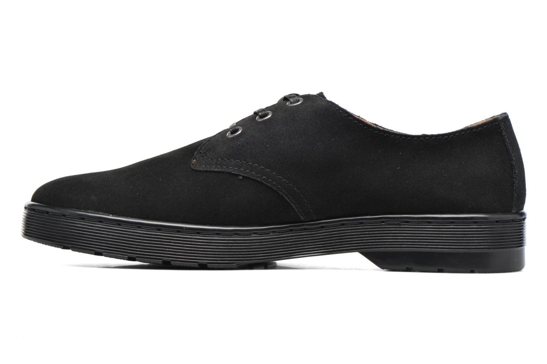 Chaussures à lacets Dr. Martens Coronado Noir vue face