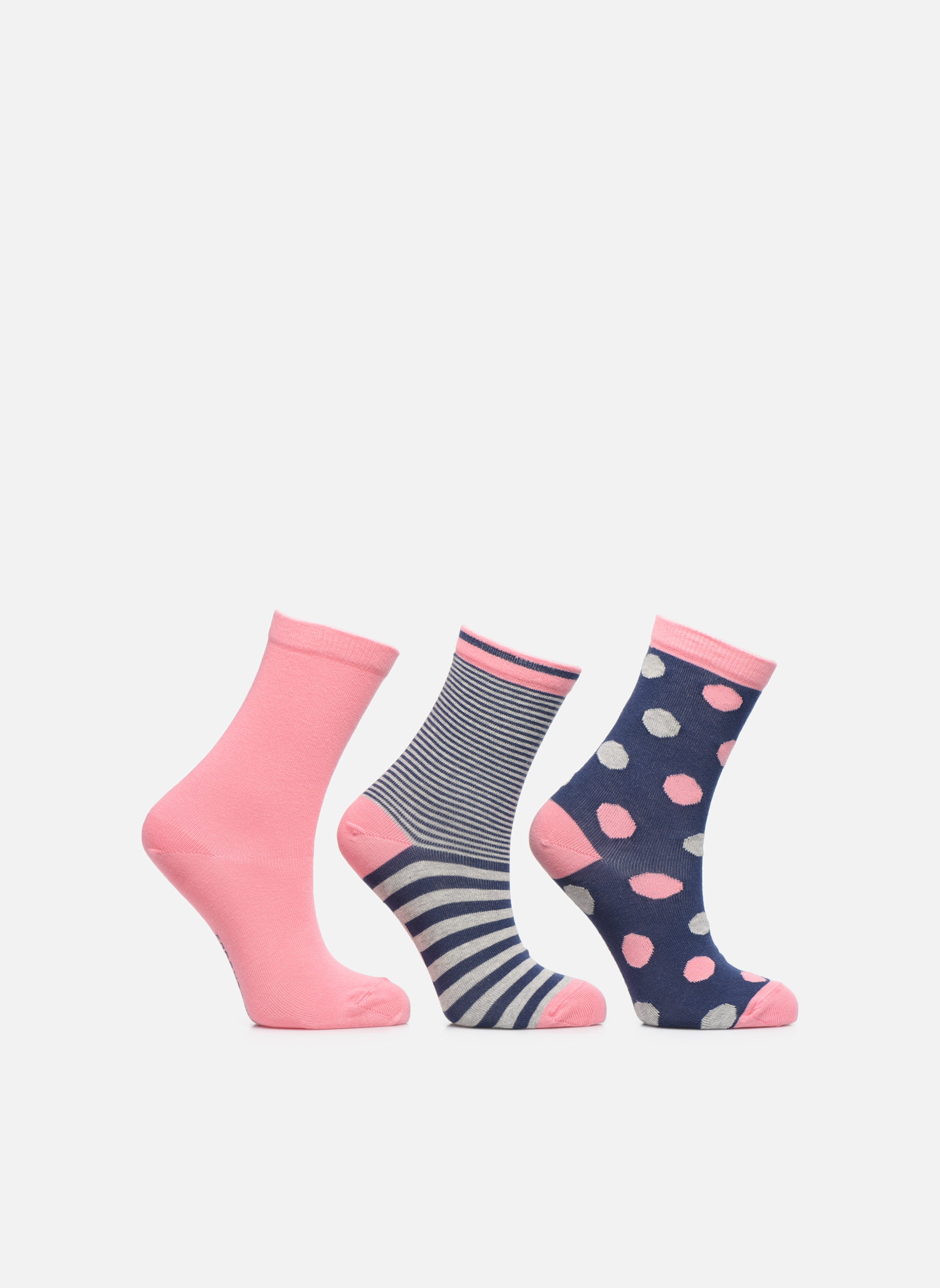 Socks & tights Accessories Chaussettes pois Pack de 3 Enfant coton
