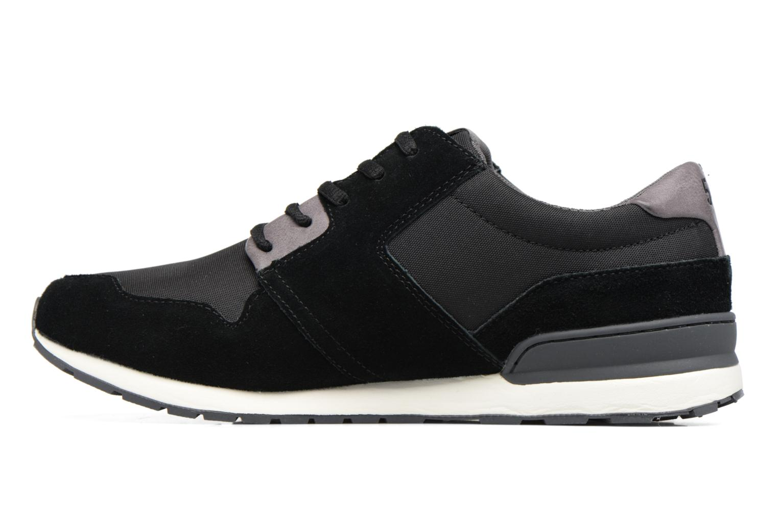 Baskets Levi's NY Runner II Noir vue face
