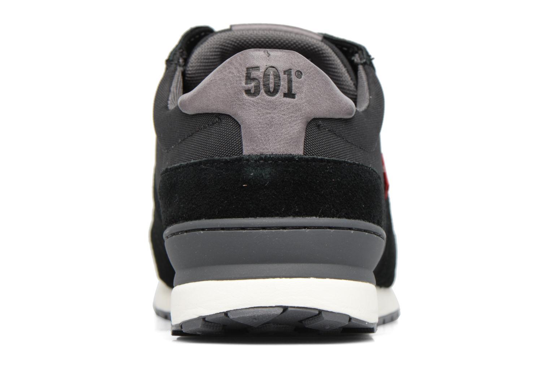 Sneakers Levi's NY Runner II Svart Bild från höger sidan