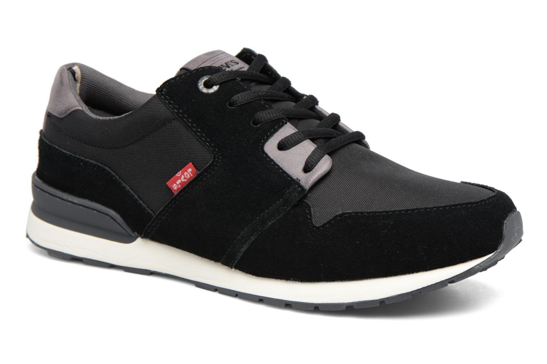 Sneakers Levi's NY Runner II Sort detaljeret billede af skoene