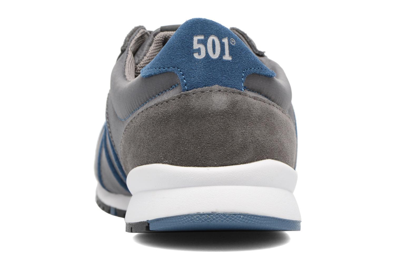 Sneaker Levi's Almayer II grau ansicht von rechts