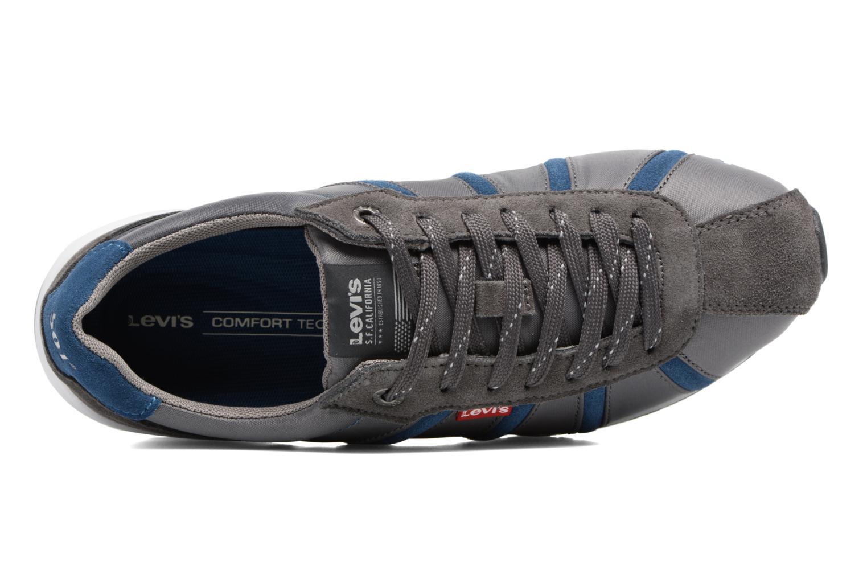 Sneaker Levi's Almayer II grau ansicht von links